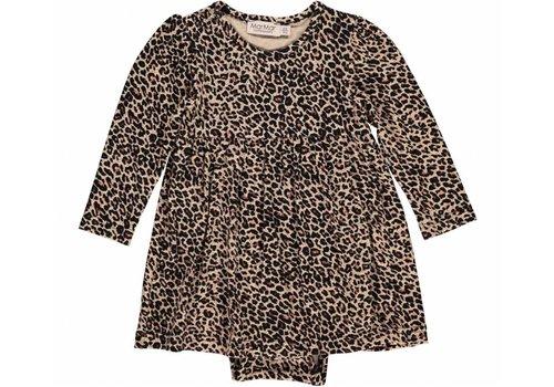 MarMar Copenhagen MarMar Copenhagen Leopard Baby Dress