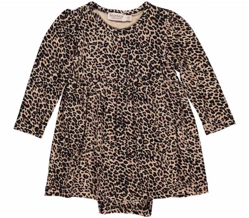 MarMar Copenhagen Leopard Baby Dress
