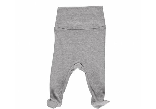 MarMar Copenhagen MarMar Copenhagen New Born Pants Grey Pixa