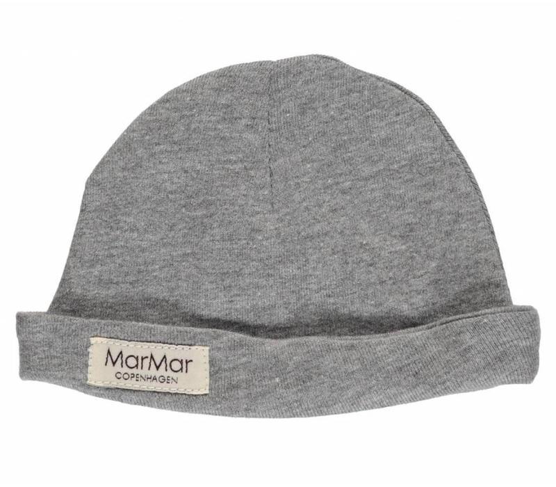 MarMar Copenhagen New Born Hat Grey Aiko