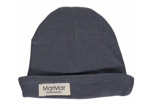 MarMar Copenhagen MarMar Copenhagen New Born Hat Blue Aiko