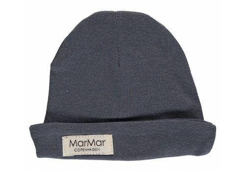 MarMar Copenhagen New Born Hat Blue Aiko
