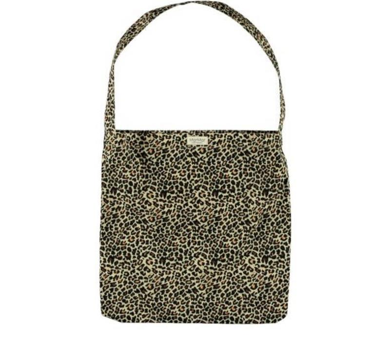MarMar Copenhagen Leopard Bag light