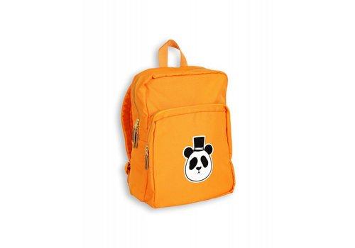 Mini Rodini Mini Rodini backpack panda orange
