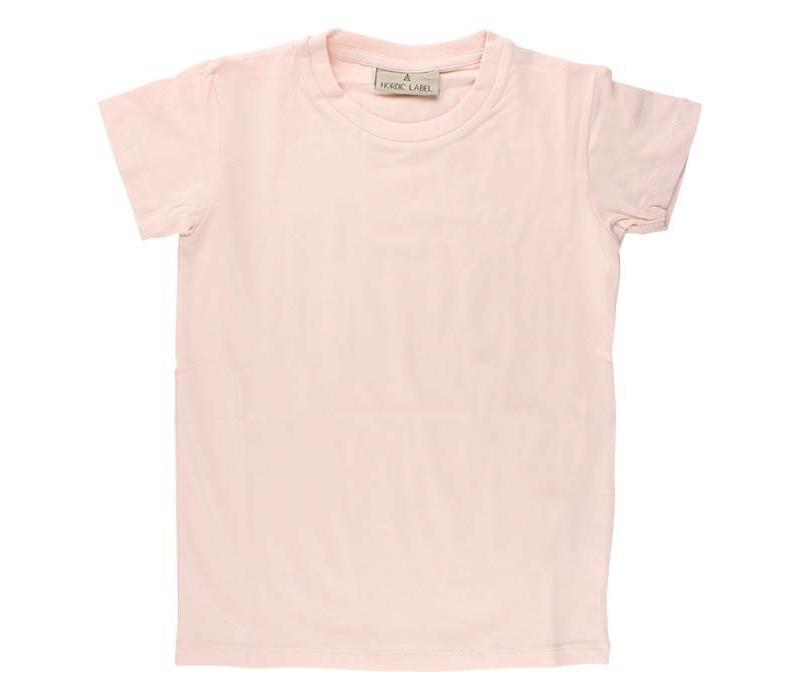 Nordic Label Basic SS Pale Rose