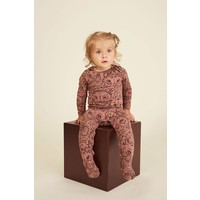Soft Gallery Bodysuit Owl Burlwood 3M