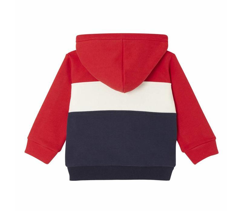 Levis sweatshirt Aurora Red B
