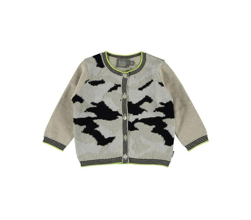 Kidscase-vest-ecru