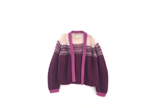Long Live the Queen Long Live The Queen - Cardigan - Purple