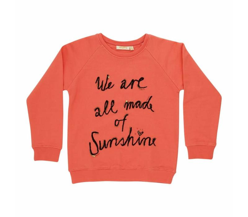 Soft Gallery sweater Sunshine
