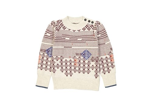 Kidscase Kidscase girls sweater Sidney