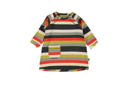 Kidscase Kidscase Dress streep