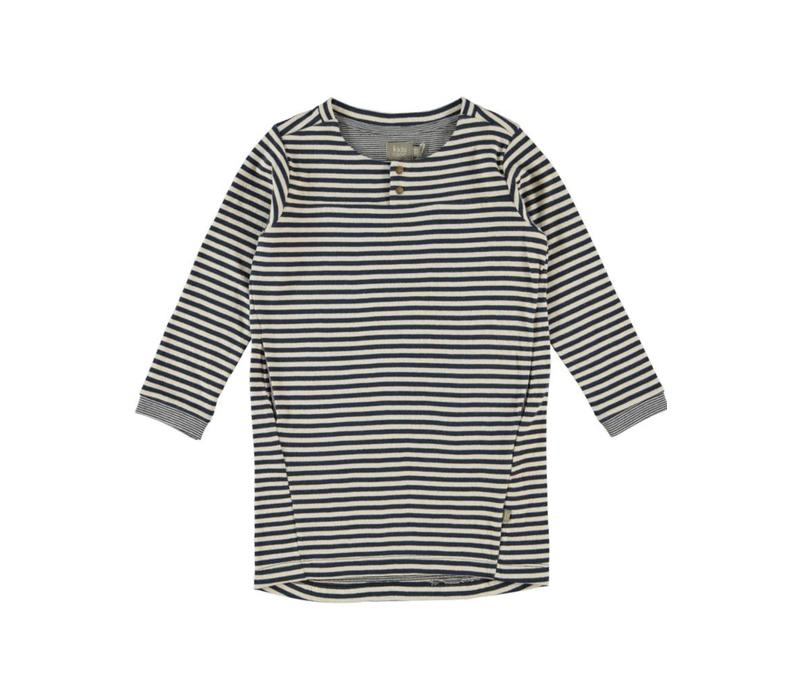 Kidscase Dress Blue Stripe Kids