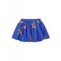 Mini Rodini Donkey Woven Balloon Skirt blue