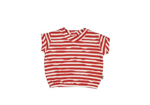 Kidscase Kidscase Wave-t-shirt Girls Red