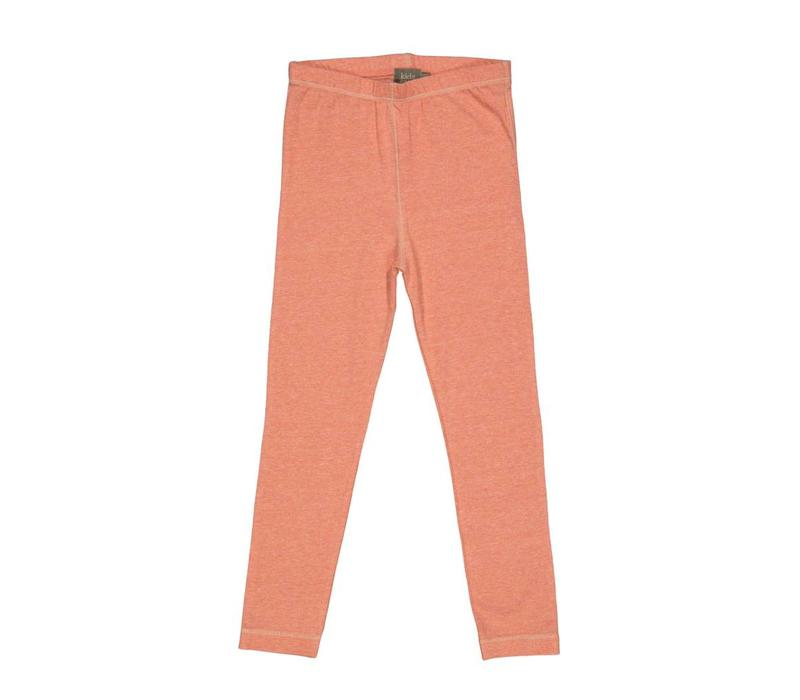 Kidscase Matt organic stretch legging pink