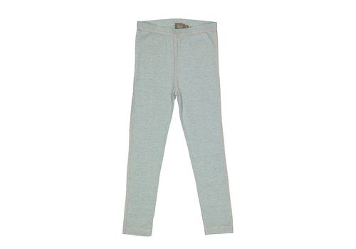 Kidscase Kidscase Matt organic stretch legging light blue