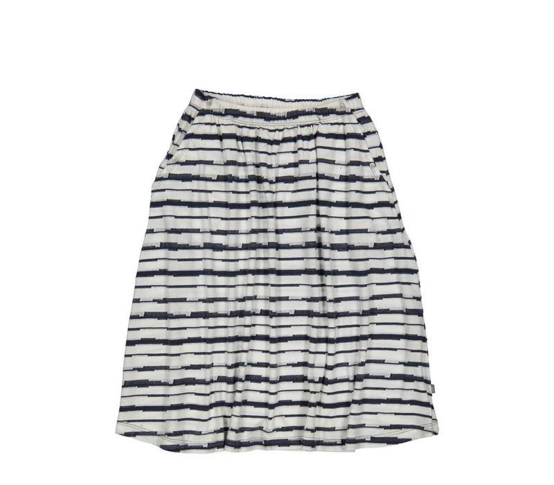 Kidscase Syd organic skirt blue