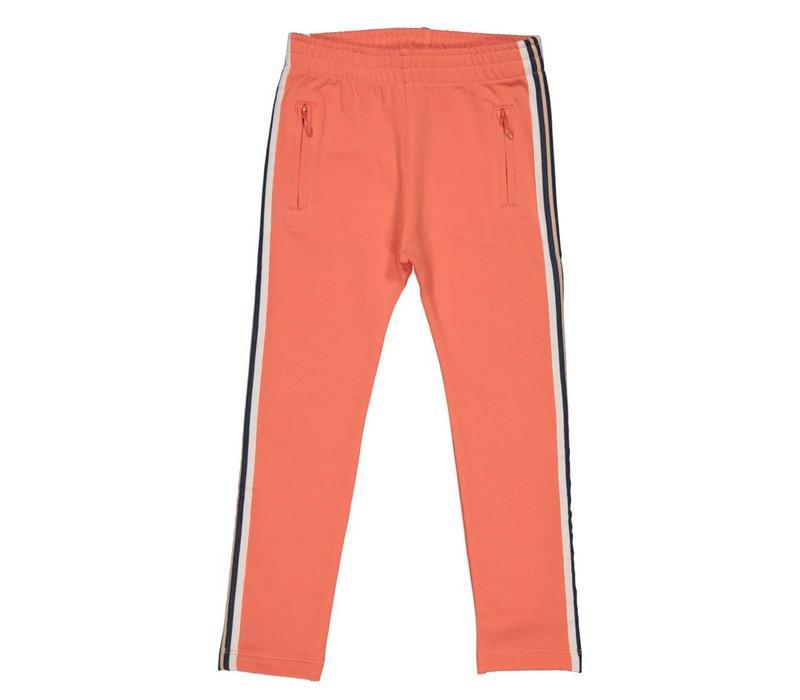 Kidscase Cody organic slim pants pink