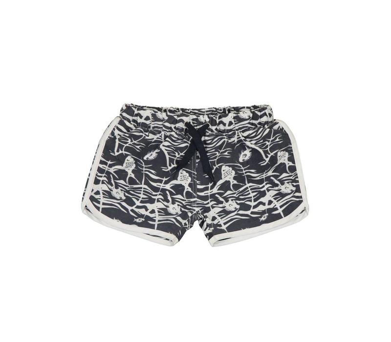 Kidscase River swim shorts blue