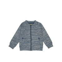 Kidscase sweatjacket Blue
