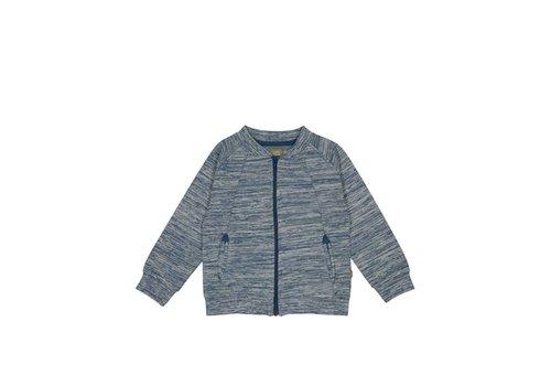 Kidscase Kidscase sweatjacket Blue