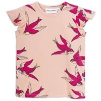 Mini Rodini Swallows wing tee