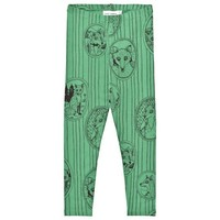 Mini Rodini legging Fox green
