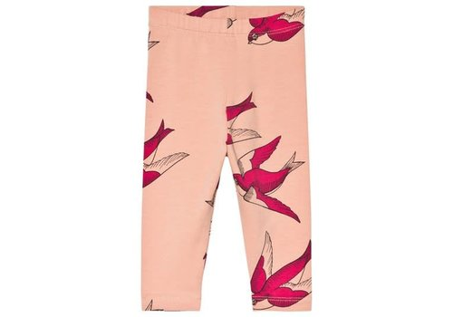 Mini Rodini Mini Rodini Swallows Legging