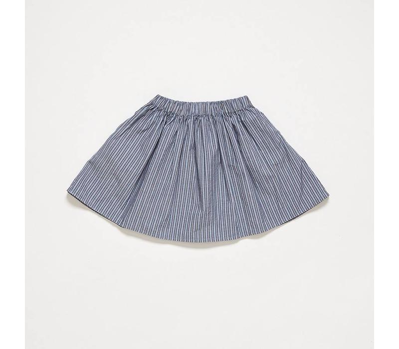 Repose AMS Skirt Road stripe