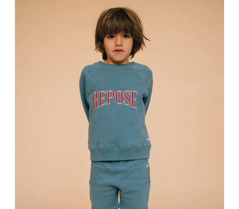 Repose Amsterdam sweatpants lightblue