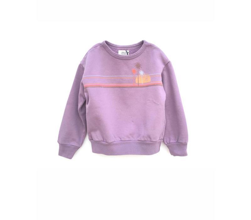 Longlivethequeen Sweater Grape