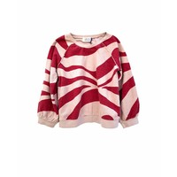 Longlivethequeen Sweater Psychedelic stripe