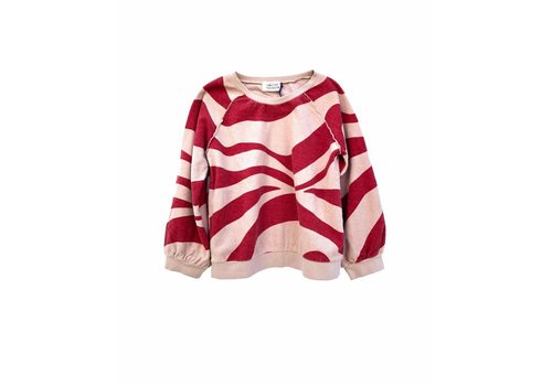 Long Live the Queen Longlivethequeen Sweater Psychedelic stripe