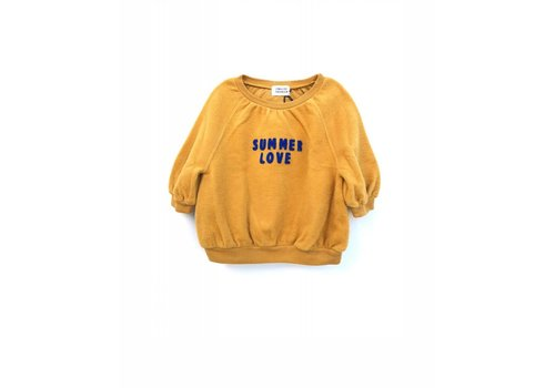 Long Live the Queen Longlivethequeen Sweater Warm Yellow