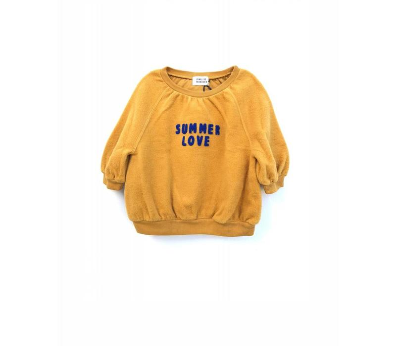 Longlivethequeen Sweater Warm Yellow