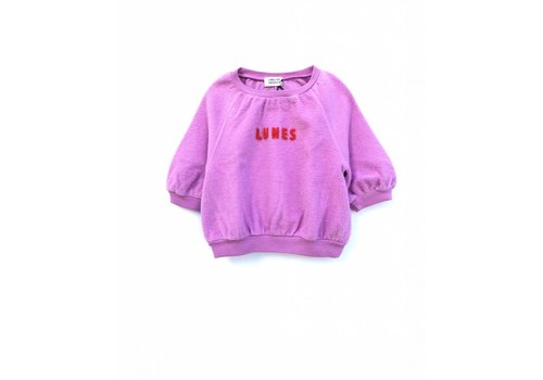 Long Live the Queen Longlivethequeen Sweater Baby Pink