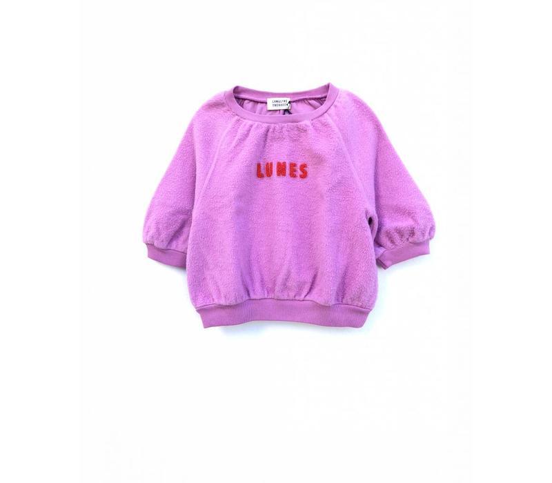 Longlivethequeen Sweater Baby Pink