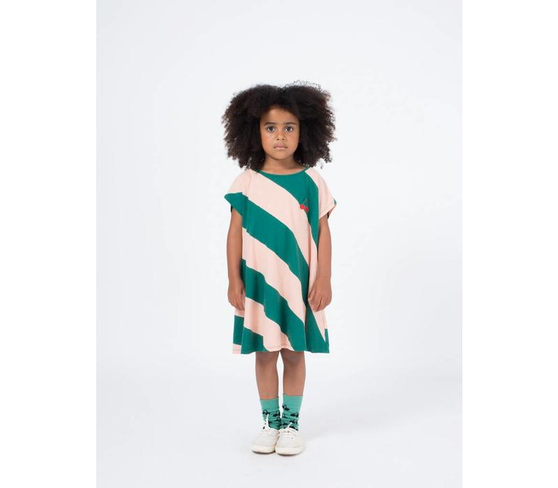 Bobo Choses Cherry Evase Dress