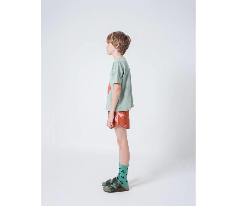 Bobo Choses Cherry Short Sleeve T-Shirt