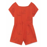 Bobo Choses Geese Sleeveless Playsuit