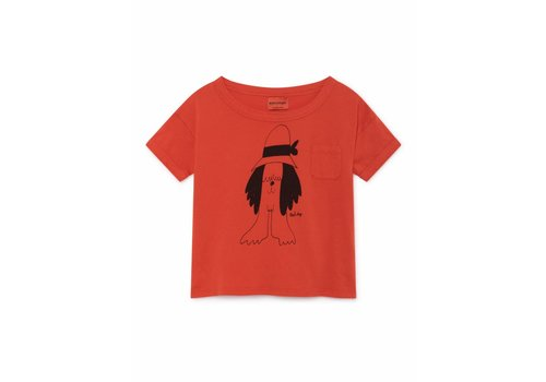 Bobo Choses Bobo Choses Paul's Short Sleeve T-Shirt