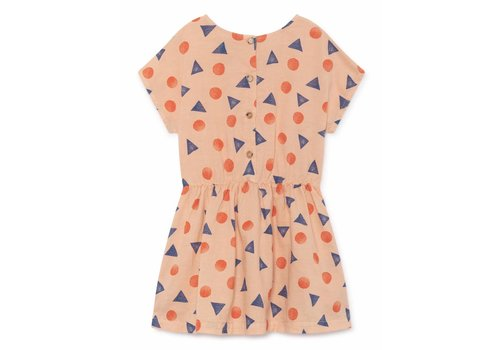 Bobo Choses Bobo Choses Pollen T-Shape Dress