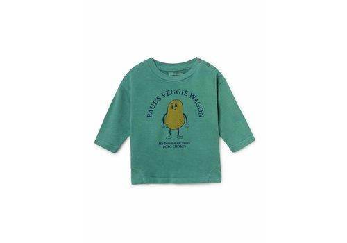 Bobo Choses Pomme De Terre Round Neck Sweatshirt