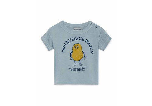 Bobo Choses Bobo Choses Pomme De Terre Short Sleeve T-Shirt