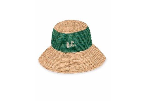 Bobo Choses Bobo Choses Wicker Hat