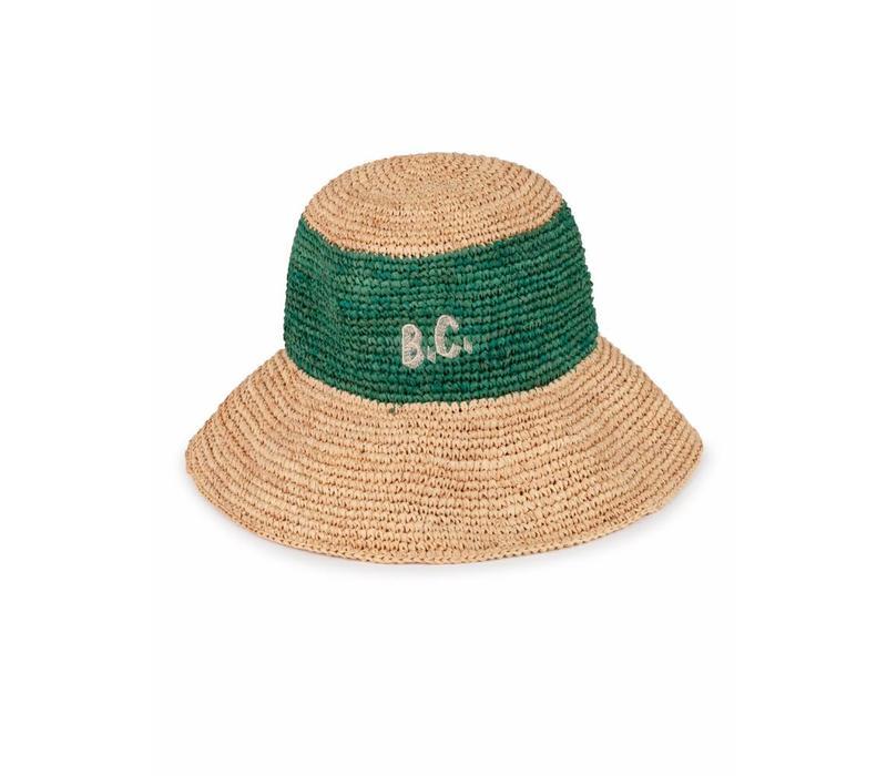 Bobo Choses Wicker Hat