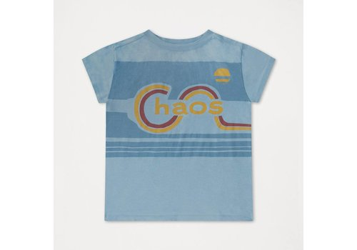 Repose AMS Repose AMS 20. Tee Shirt Weathered Dreamy Blue