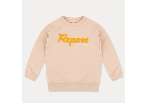 Repose AMS Repose ams 13. Oversized Sweater Beige Sand