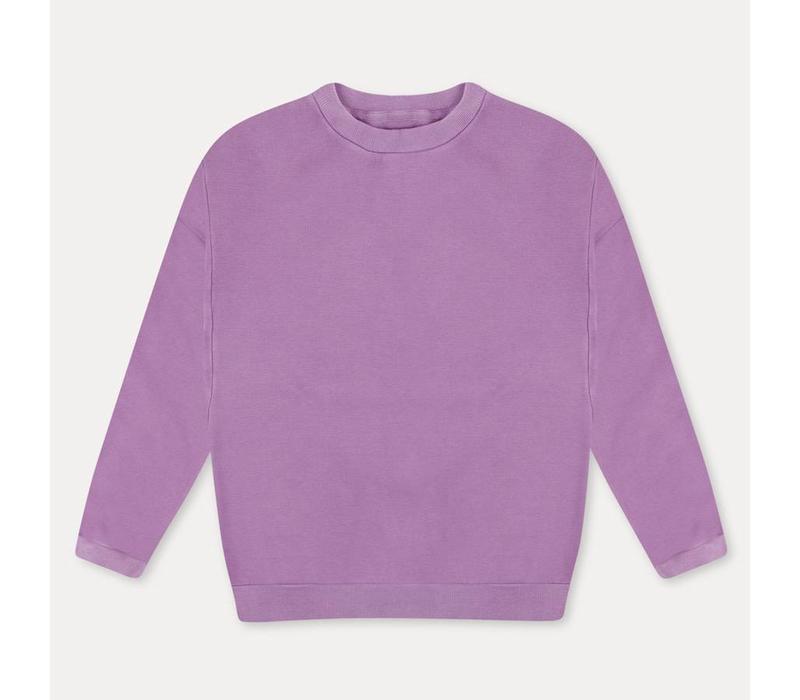 Repose ams 13. Oversized Sweater Bubble Mauve